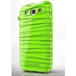 Pouzdro Musubo Rubber Band Samsung Galaxy S III i9300 zelené