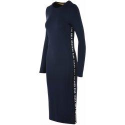 d0655060fd84 Noisy May dlouhé teplákové šaty tmavě modrá od 1 039 Kč - Heureka.cz