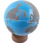 Montessori G006 Globus smirkové kontinenty