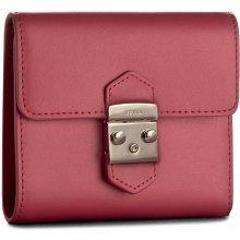 FURLA Malá dámská peněženka Metropolis 921906 P PU28 VFO Ruby