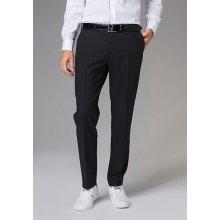 GUIDO MARIA KRETSCHMER Oblekové kalhoty, černá