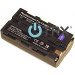 TRX NP-F550 2500 mAh baterie - neoriginální