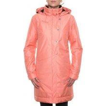 Funstorm dámský kabát Vense zimní peach