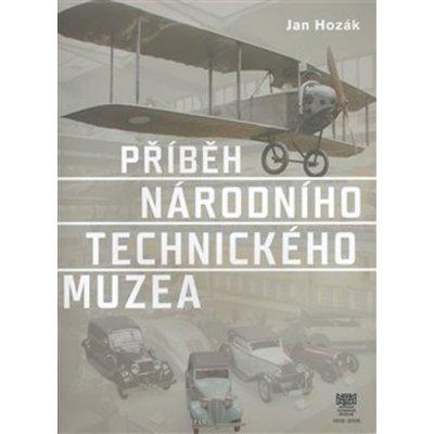 Příběh Národního technického muzea - Jan Hozák