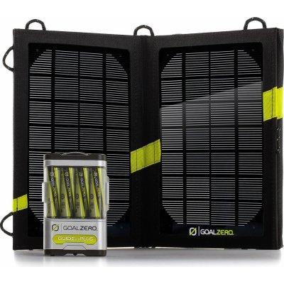Goal Zero Switch 10 Solar Recharging Kit