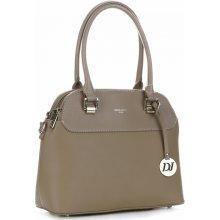 5f7c7cd590 David Jones dámská kabelka kufřík zelená