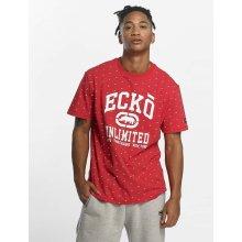 Ecko Unltd. / T Shirt Everywhere are Rhinos in red