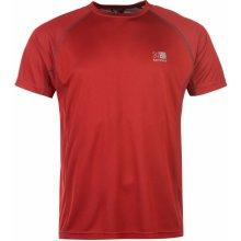 Karrimor Aspen Technical T Shirt Dark Red