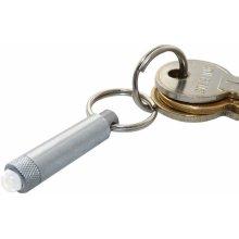 Přívěsek na klíče True Utility Mini baterka Nano lite