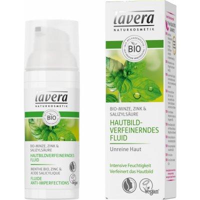 Lavera hydratační fluid Bio mäta zjemňujúci 50 ml
