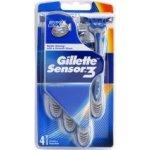 Gillette Sensor 3 - 6 ks