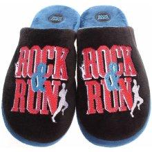 Gioseppo Rockrun domácí pantofle černá-modré