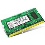 Transcend STANDARD SODIMM DDR3 4GB 1333MHz CL9 TS512MSK64V3N