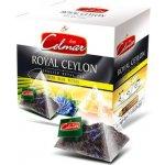 Celmar Čaj Černý Royal Ceylon pyramidové sáčky 20 ks