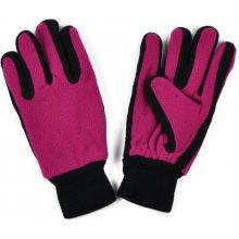 Zimní rukavice růžová - Heureka.cz 9c2c9c6925