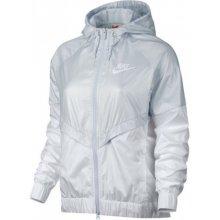 Nike Windrunner dámská bunda 804947 011 bílo šedá