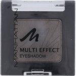 Manhattan Multi Effect Eyeshadow Oční stíny 109N After Dark 4 g