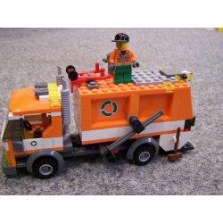 Lego City 7991 Popelářský vůz