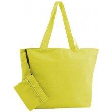 Monkey plážová taška Žlutá