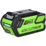 Greenworks GW 4040 40 V li-ion 4 Ah