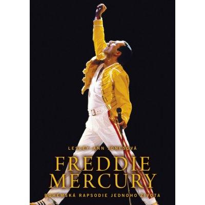 Freddie Mercury - Bohémská rapsodie jednoho života - Lesley-Ann Jones