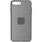 Pouzdro CYGNETT iPhone 8 Plus Case Carbon Fibre in stříbrné