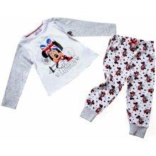 Disney dětské dívčí pyžamo Minnie Mouse