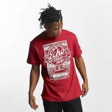 Ecko Unltd. / T Shirt Gordon´s Bay in red