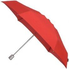 SAMSONITE Deštník Alu drop skládací automatický O/Cčervený (F81-10004)