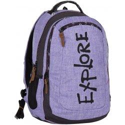 c71ba1eb38c Explore batoh VIKI G19 purple. Studentský ...
