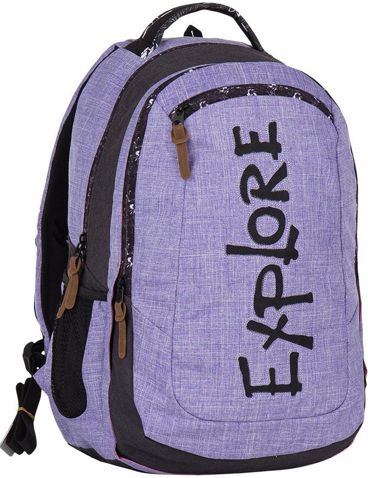 f936aad9ce4 Specifikace Explore batoh VIKI G19 purple - Heureka.cz