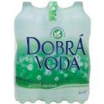 Dobrá voda jemně perlivá 6 x 1,5l