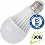 Tipa LED žárovka A60 E27/230V 15W teplá bílá