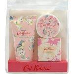Cath Kidston cestovní sada na manikúru White clover & Matcha tea