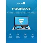 F-Secure SAFE 6 měs. 3 lic. (FCFXBR1N001XN)