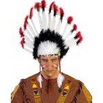 Indiánská čelenka velké 6 220660