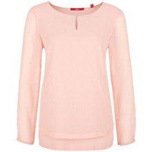 Dámské halenky a košile růžová 6ff9ebb616