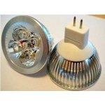 XwLed žárovka 4W MR16 60xSMD 12V 360lm Teplá bílá 60°