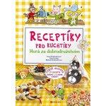 Receptíky pro kuchtíky - Šmikmátorová , Drobný , Němeček