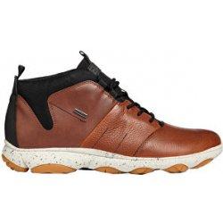 20512622666 GEOX Pánské kotníkové boty Nebula 4x4 ABX A Browncotto Cognac  U742VA-046EK-C6G6N