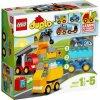 Lego Lego Duplo 10816 Moje první autíčka a náklaďáky