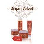 Green Light Argan Velvet šampon 250 ml + krém 100 ml + maska 200 ml + tělový krém 150 ml dárková sada
