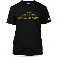 Star Wars May The Force pánské tričko