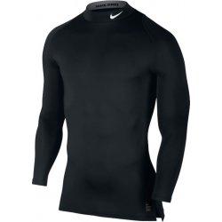 Nike Cool Compression dl.r. se stojáčkem šedá od 658 Kč - Heureka.cz cc1ef38d04