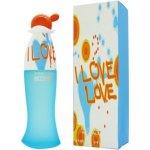 Moschino I Love Love toaletní voda 100 ml