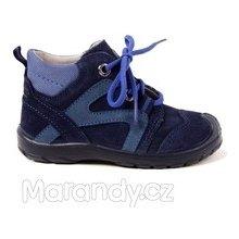 Superfit celoroční kotníková obuv tmavě modré