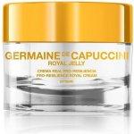 Germaine De Capuccini Royal Jelly Extreme Cream – posilující krém s mateří kašičkou pro suchou až velmi suchou pleť 50 ml