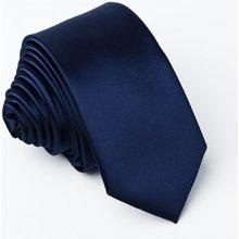Greg Slim kravata pruská modř 99146