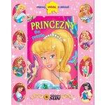 Princezny - Objevuj, skládej a obkresli