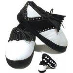 Longridge golfové papuče, bílá/černá vel. M